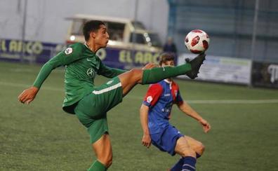 El Sporting B gana el pulso en Ganzábal