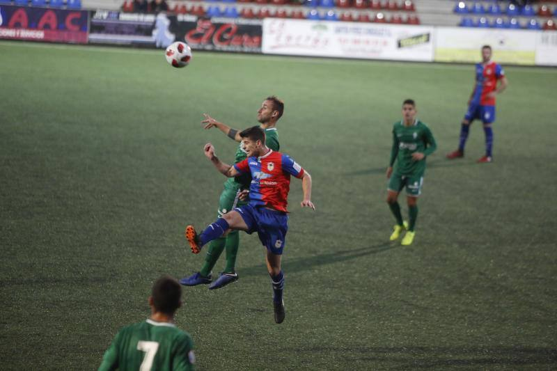 Langreo 0-2 Sporting B, en imágenes