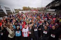 ¿Estuviste en la VI Marcha Gijón Solidario? ¡Búscate!