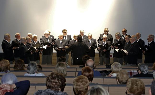 Concierto para celebrar el 20 aniversario de la Coral Rosario Acuña