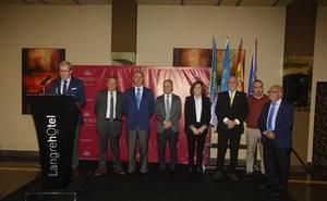 El ingeniero Pablo Rodríguez, Thyssen, La Montera y Xosé Ambás, premios Marino Gutiérrez
