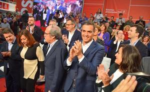 Sánchez arranca la carrera electoral con la promesa de apoyo a las comarcas mineras