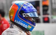 Fernando Alonso: «No quiero más mensajes de radio en toda la carrera»