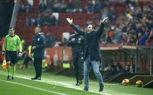 Baraja: «Un partido contra el Oviedo marca tendencia»