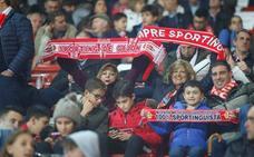 ¿Estuviste en el Sporting 2-2 Málaga? ¡Búscate!