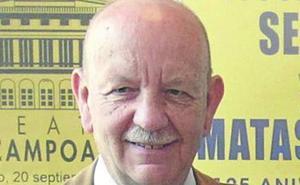 Fallece Luis Gutiérrez, presidente del Grupo Filatélico de Oviedo