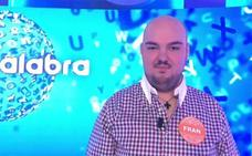 Pasapalabra: Fran González, un asturiano que hace triunfar un concurso