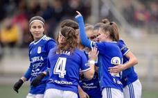 El Real Oviedo se recupera venciendo al Racing