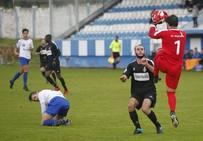 Mosconia 3-0 Real Avilés, en imágenes