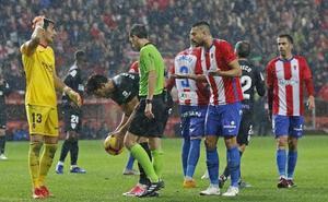 «No es penalti, me quité a un jugador de encima»