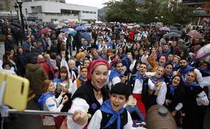 Juventud y tradición se unen en San Martín de Moreda
