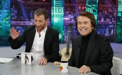 Raphael a Pablo Motos en 'El Hormiguero': «te creía más listo»