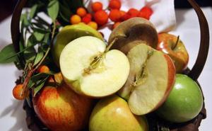 Cocinar con manzanas
