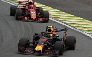 Verstappen sancionado a dos días de «servicio público» por empujar a Ocon en el GP de Brasil