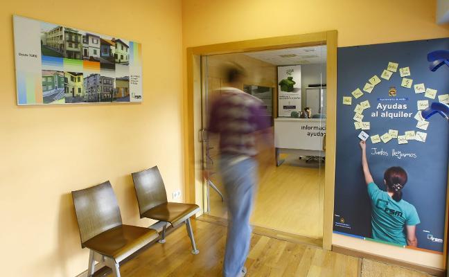 El aumento de solicitudes obliga a incrementar un 38% el presupuesto de ayudas a la vivienda