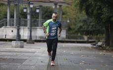 Maratón solidario de Héctor Moro por la lucemia