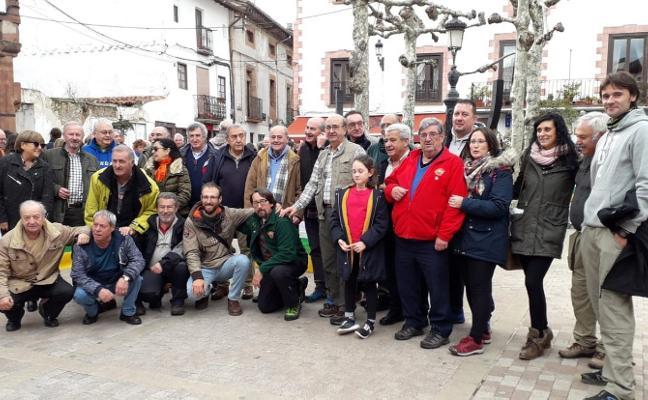La Piloñesa de Micología de visita en Ezcaray, en La Rioja