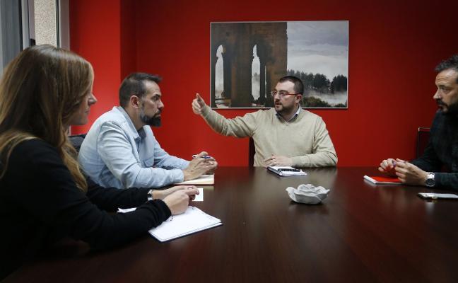 Los trabajadores de Alcoa piden la intervención de Pedro Sánchez para frenar los cierres
