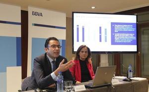 Asturias creará 15.000 puestos de trabajo en 2019, según el BBVA