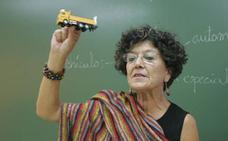 'Mamá África', maestra y refugio