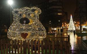 El PP de Gijón defenderá una moción de urgencia para que la iluminación navideña llegue a las mismas calles que en 2017
