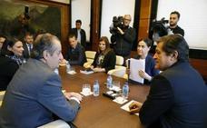 Ciudadanos no ve posible el acuerdo presupuestario con un Gobierno regional que «quiere subir impuestos»