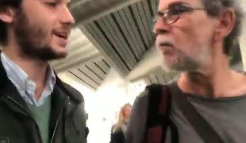 Willy Toledo de nuevo en el centro de la polémica: «Pírate a tomar por el culo, subnormal»