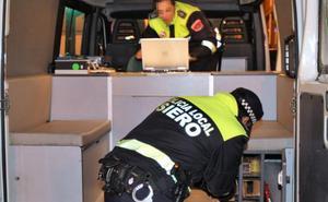 Los tres etilómetros de la Policía Local de Siero se encuentran «caducados»