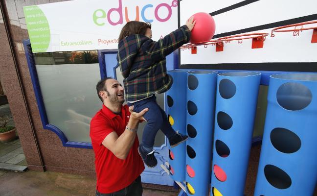 Juegos en talla grande que puedes disfrutar en Gijón