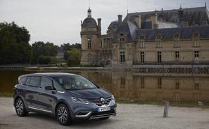 Novedades Renault para el Talisman, Espace y Koleos