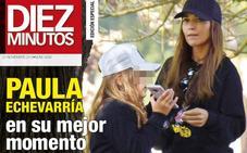 Paula Echevarría comparte su felicidad con su hija y su novio