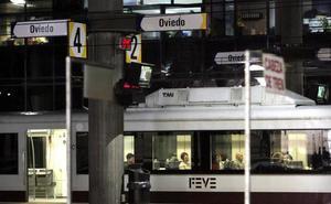 La Unión de Consumidores denuncia a Renfe por los retrasos de los trenes cercanías en Asturias
