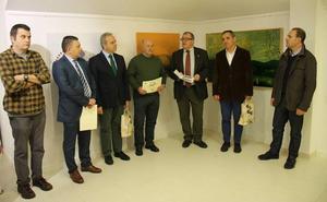 Luarca entrega los premios del Certamen Nacional de Arte