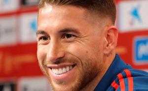 Ramos: «Las críticas no me van a llevar a tocar fondo»