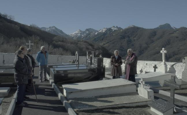 La Asturias que agoniza hecha película