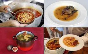 Las citas gastronómicas que no te puedes perder este fin de semana en Asturias