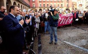 Ábalos garantiza una solución al plan de vías de Gijón