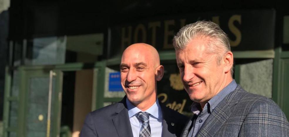 Suker desvela que trató de nacionalizar croata a Dani Olmo
