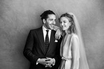 La boda de Marta Ortega y Carlos Torretta reúne a muchos rostros conocidos