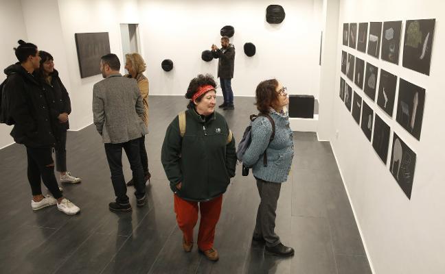 La galería Gema Llamazares abre 'Fundido a negro'
