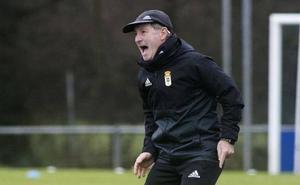 Anquela cita a toda la plantilla para el derbi contra el Sporting