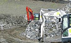 Lena cifra en 600.000 euros el coste de retirar el argayo de La Cortina