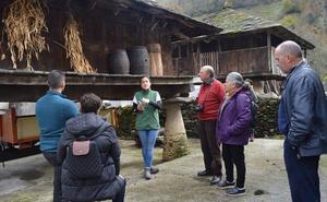 Fuentes del Narcea inspira a los participantes del Congreso Nacional de Ecoturismo