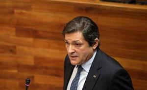 Fernández no cierra la puerta a subir el impuesto hipotecario para pactar el presupuesto con Podemos e IU