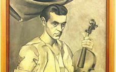 'Portrait', en el Bellas Artes