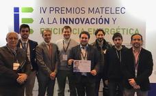 La compañía asturiana 'Gesinne' recibe el premio a la innovación y a la eficiencia energética