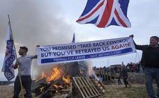 Más partidarios de abandonar el 'brexit' que del acuerdo de May
