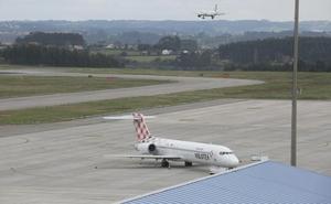 Volotea abrirá el 30 de mayo una nueva ruta a Murcia desde Asturias
