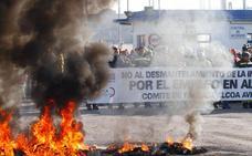 El Principado apela a la unidad para evitar el cierre de la planta de Alcoa
