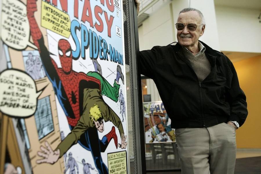 El último homenaje de Netflix a Stan Lee